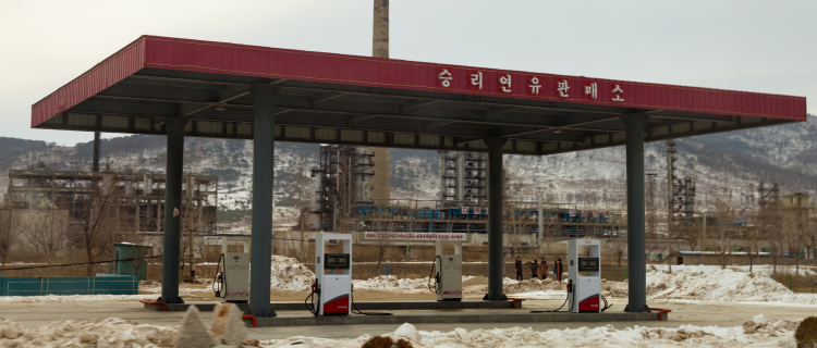 Petrol price dips in North Korea, availability improves: sources