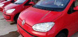 Dozens of Volkswagen-style electric ca
