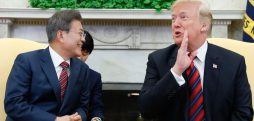 Mr. Moon goes to Washington: why the South Korean President held talks with Trump