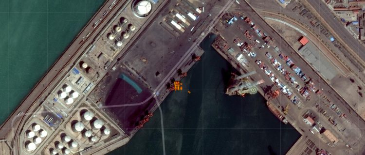 Following hiatus, North Korean vessels reappear at Chinese coal port