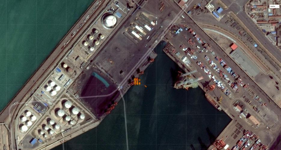 Following hiatus, North Korean vessels reappear at Chinese coal port