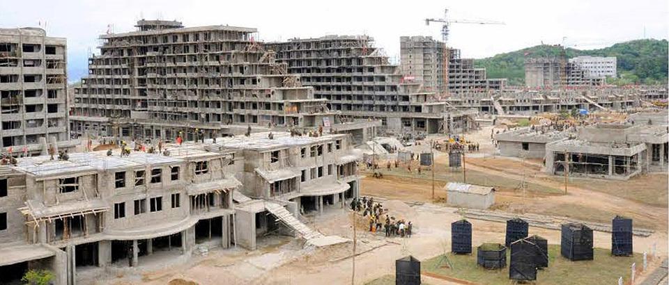 170+ buildings under construction at mammoth new North Korean tourist resort