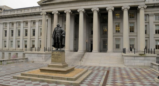 us treasury photo