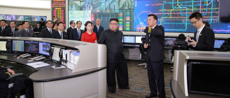 The View from Jingshan: China bets on North Korea's economy
