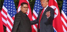 Kim Jong Un's public appearances in Ma