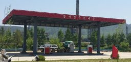 Gas prices in Pyongyang continue to fa