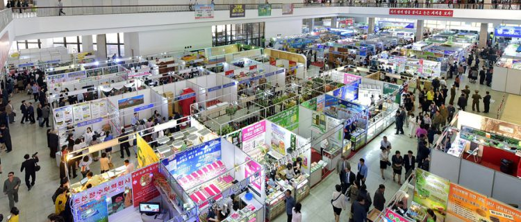 Sanctioned companies continue to appear at North Korean trade fair