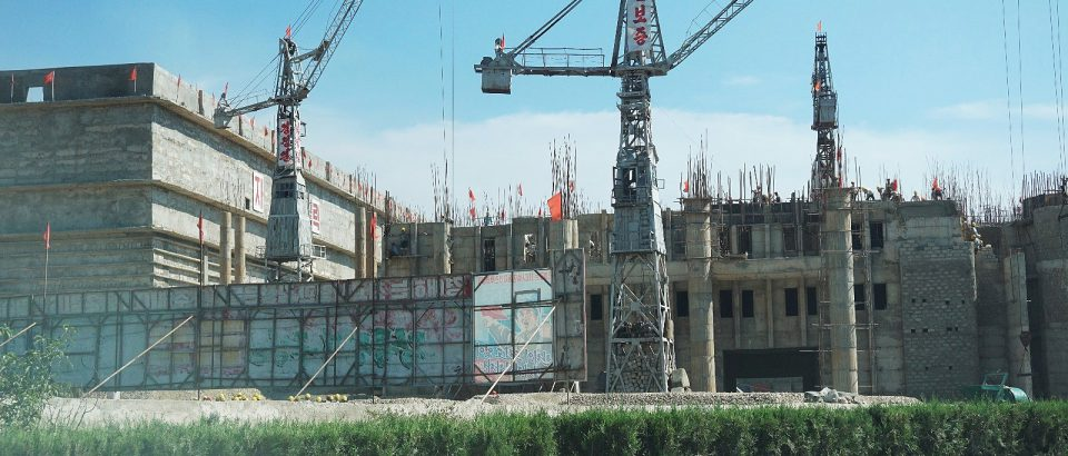 Major construction adjacent to North Korean space center continues: photos