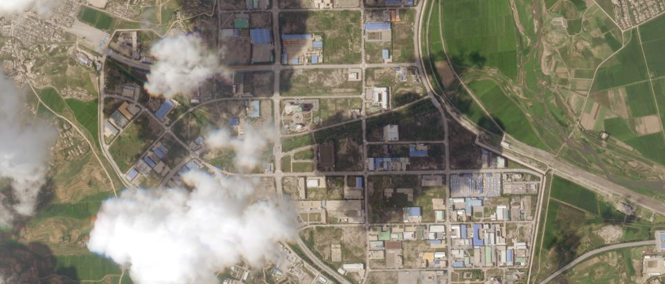 Satellite imagery reveals ongoing changes at Kaesong Industrial Complex