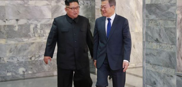 What's on the agenda for the fifth inter-Korean summit?