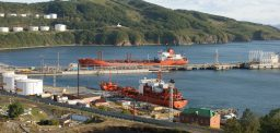 Russia detains North Korean tanker on