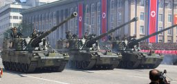 North Korea's foundation day military