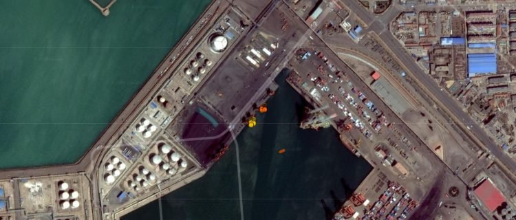 North Korean cargo ship returns to Chinese bulk port