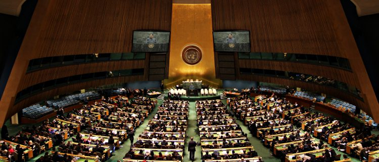 The UN General Assembly: will Kim Jong Un attend?