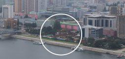 In Pyongyang, KKG constructing riverside