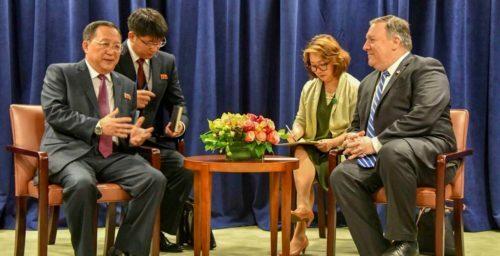 North Korea at the UN General Assembly: making sense of diplomatic whiplash
