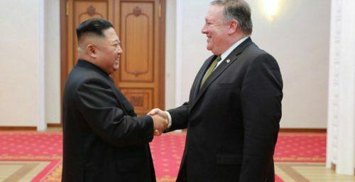 Pompeo's trip to North Korea: a shifting U.S. approach?