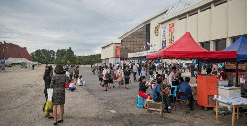 The 14th Pyongyang Autumn Trade Fair: breaking down the domestic attendance