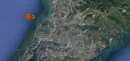 North Korean tanker returns to Russian waters