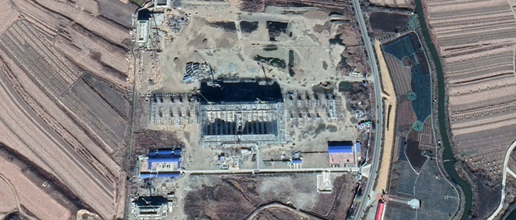 Chinese upgrading infrastructure along border with North Korea: satellite imagery