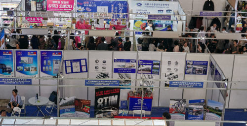The 14th Pyongyang Autumn Trade Fair: Chinese firms loom large