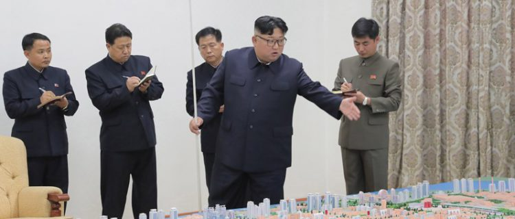 Kim Jong Un's public appearances in November: from a summit to plans for Sinuiju