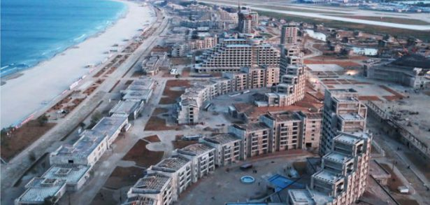Wonsan-Kalma tourist zone sees rapid progress, new construction: imagery