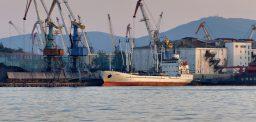 U.S.-designated North Korean tanker ar