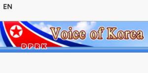Voice of Korea (EN)