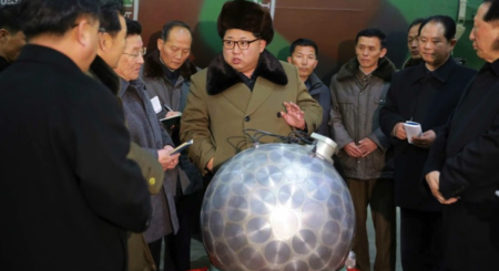 'Growing scope' of North Korean nuclear weapons shown in unpublished UN report