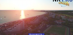 3D model of North Korea's Wonsan Kalma beach resort sheds light on project plans