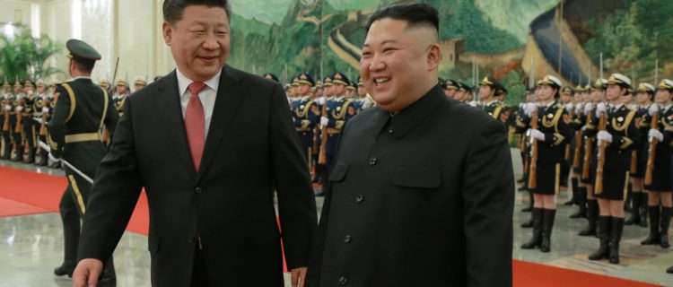 Kim Jong Un's January activities: starting the year with a speech and a summit