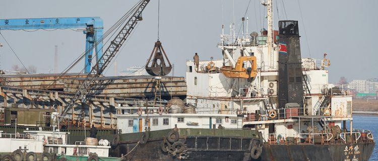 North Korea upgrades capacity at Nampho container terminal