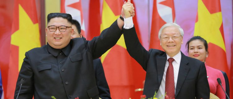 Kim Jong Un's other Hanoi summit: the message in state media