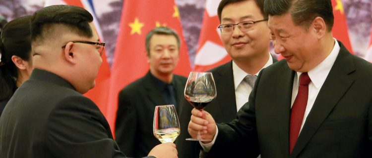 How North Korea might be financing its trade deficit with China