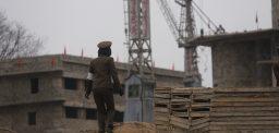 N.Korea makes progress on construction