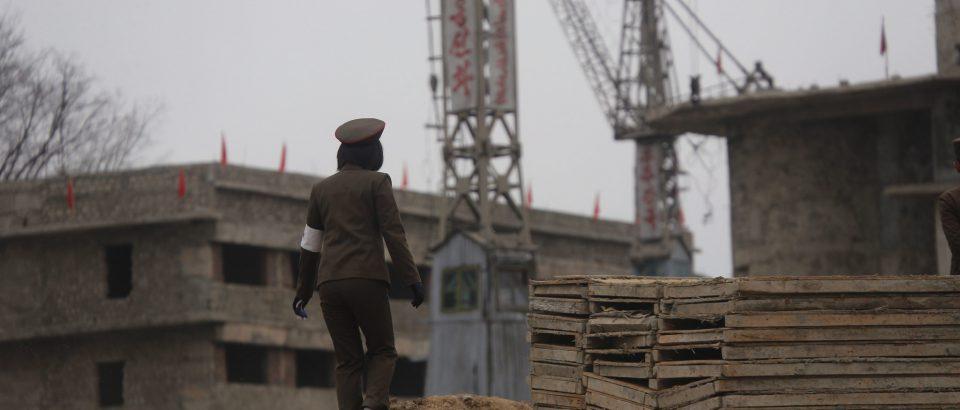 N.Korea makes progress on construction near Satellite Control Center: Imagery