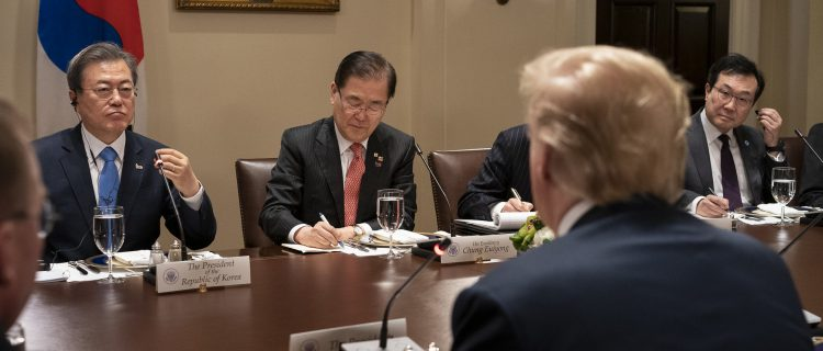What emerged from Thursday's ROK-U.S. summit in Washington