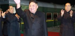 Kim Jong Un's delegation to Russia: wh