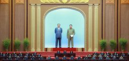 North Korea's movers and shakers meet: