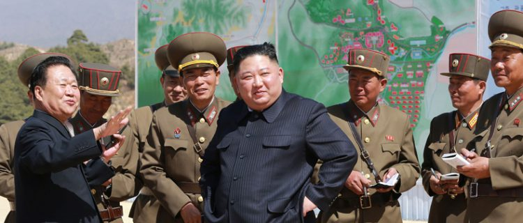 North Korea's response to the Wise Honest seizure: a wait-and-see attitude?