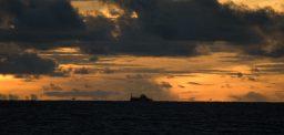 Tanker owned by N. Korea-linked sancti