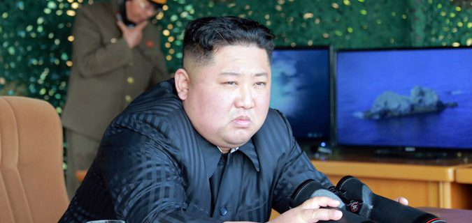 How North Korean state media covered Saturday's weapons test