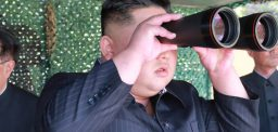 North Korea's May 9 test: Kim Jong Un