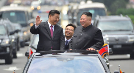"""""""Lips and teeth"""" on the Taedong: Chinese media coverage of the fifth Xi-Kim summit"""