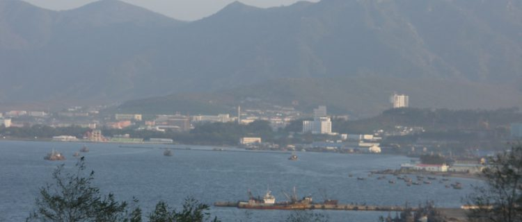 North Korea upgrades Sonbong port facilities near Rason
