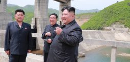Kim Jong Un's May appearances: few activities marked by missile launch guidance
