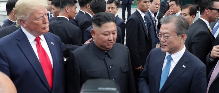 What we learned from an impromptu Kim-Trump summit at Panmunjom