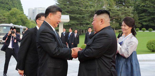 Reading the North Korean leadership at the Kim-Xi summit
