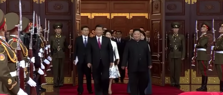North Korea's documentary on the Kim-Xi summit: some key takeaways